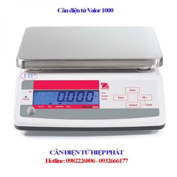 can-dien-tu-valor-1000