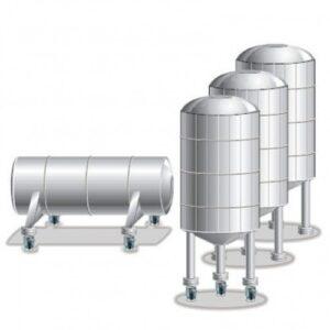 Cân bồn silo